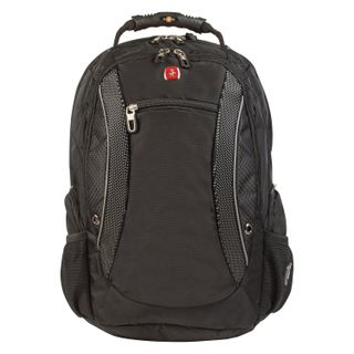 WENGER backpack, universal, black and grey ScanSmart feature, 40 l, 33х26х47 cm