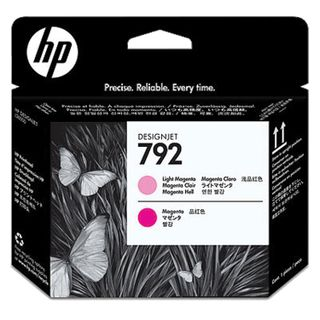 HP / Printhead for Plotter (CN704A) DesignJet L26500, # 792, Light Magenta and Magenta, Original