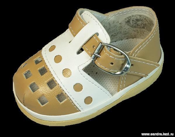 Children's sandals for the boy 0-78