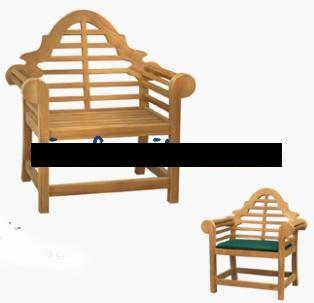 Lutyen armchair