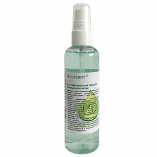 ALTSEPT / Antiseptic skin disinfectant alcohol-containing (70%) 100 ml ready-made solution, spray