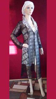 Lacy Coat