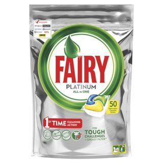 Dishwasher tablets, 50 FAIRY