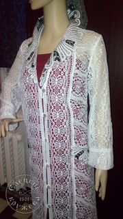 Women's coat lace С376