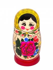 Matryoshka traditional 7 doll