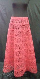 Skirt women's lace С809