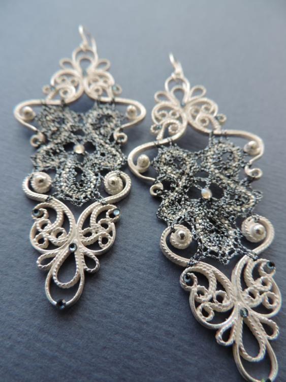 Earrings Charm