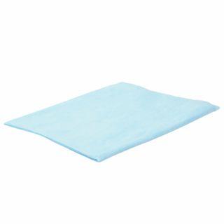 HEXA / Bed sheet, disposable, sterile, 70x200 cm, spunbond 25 g / m2, blue