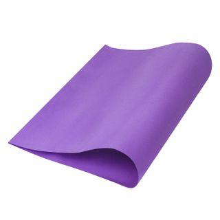 Porous rubber (tamilan) for art, PURPLE, 50x70 cm, 1 mm, TREASURE ISLAND