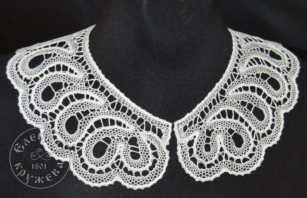 Yelets lace / Lace collar С516
