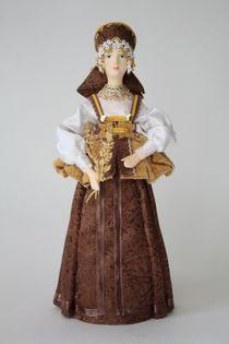 Doll gift. Autumn