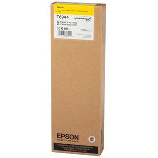 Inkjet cartridge for EPSON plotter (C13T694400) Epson SC-T3000 / 5000/7000 and others, yellow, 700 ml, original