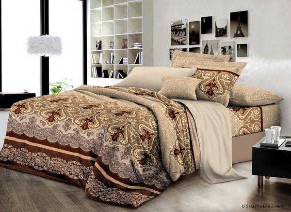 Satin bed linen 3D 4167