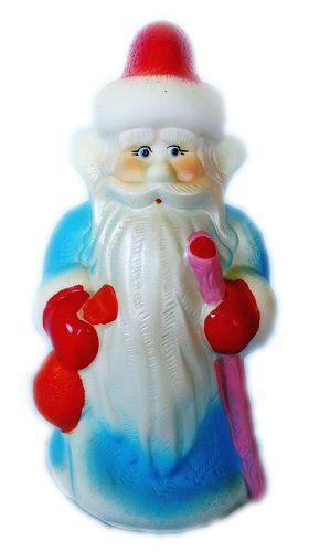 Bright, colorful Santa Claus (medium)