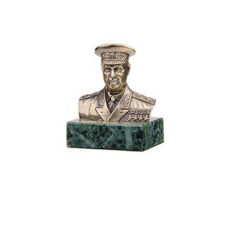 """Bust """"G. K. Zhukov"""""""
