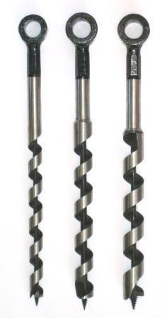 Drill barochny helical BPS-10х250