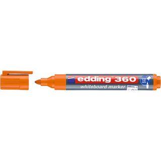 Edding / Whiteboard marker, round nib, 1.5-3mm Orange