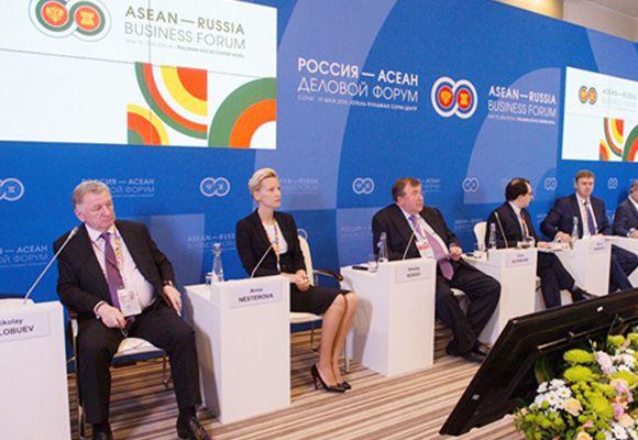 Tại diễn đàn Nga-HỘI thảo luận tiềm năng xuất khẩu của các nước tham gia