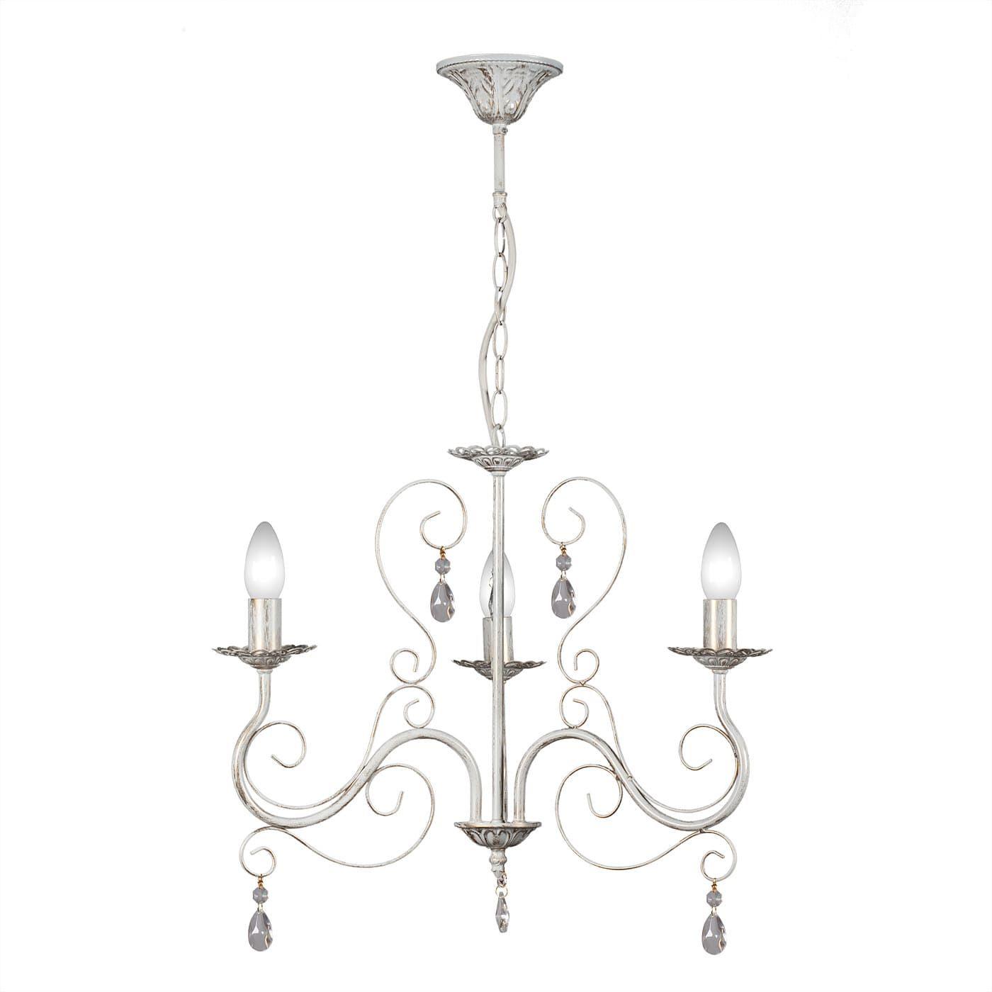 PETRASVET / Pendant chandelier S1021-3, 3xE14 max. 60W