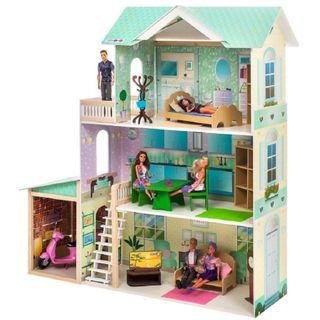 "Wooden doll house ""Josephine Grand"""