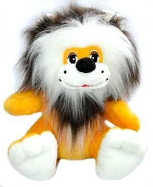 Leo R-Meow - a soft toy