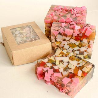 Lump candy - handmade soap