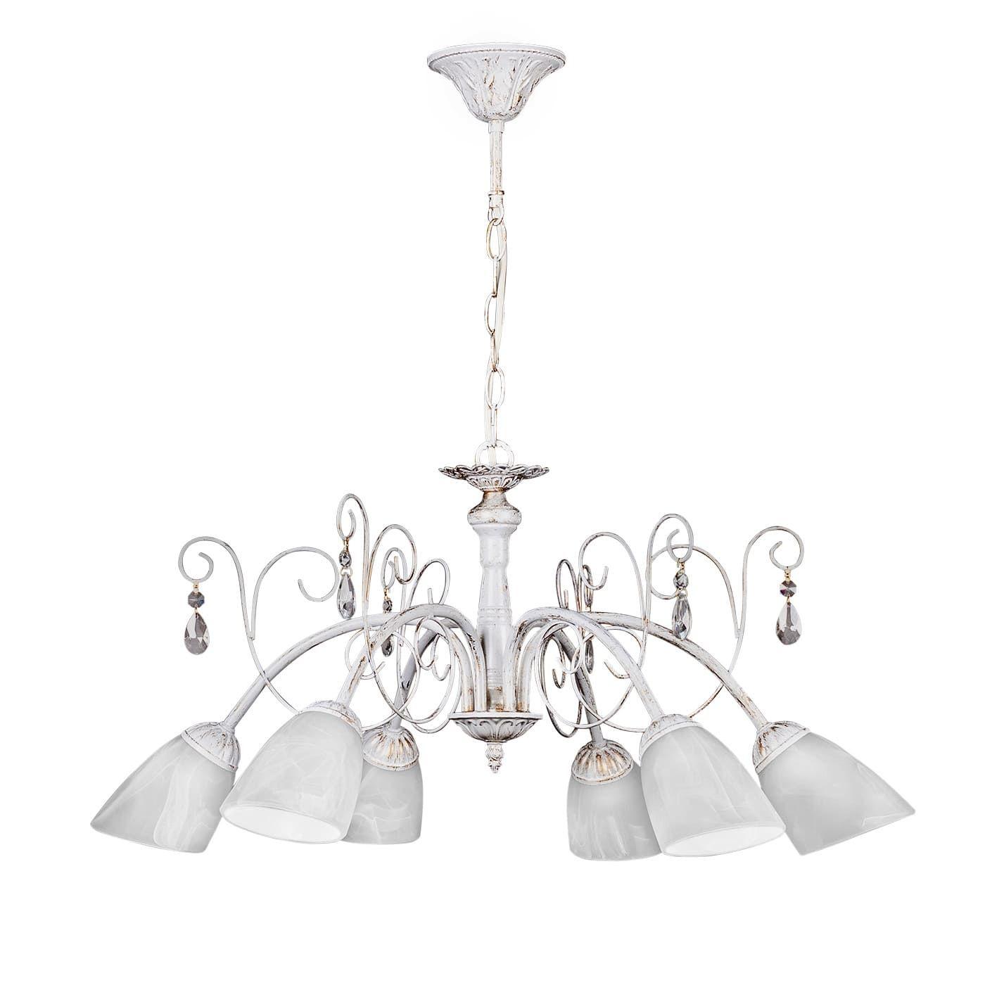 PETRASVET / Pendant chandelier S2020-6, 6xE14 max. 60W