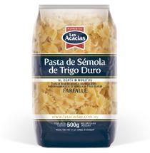 Dried pasta from durum wheat
