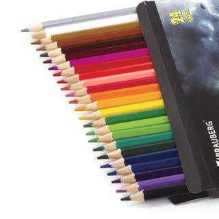 Crayons BRAUBERG