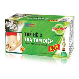 SLIM TEA - NEW GENERNATION