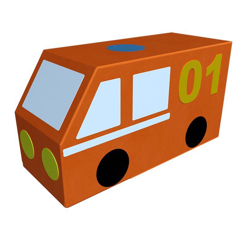 "Romana / Soft complex ""Fire truck"""