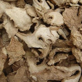 Dried ginger (slices)