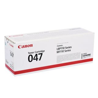 Laser cartridge CANON (047) i-SENSYS LBP113W / MF112 / 113W, yield 1600 pages, original