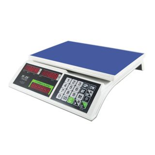 MERCURY / Trade scales M-ER 326-15.2 LED (0.05-15 kg) without stand, resolution 2 g, platform 325x230 mm