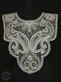 Bib lace