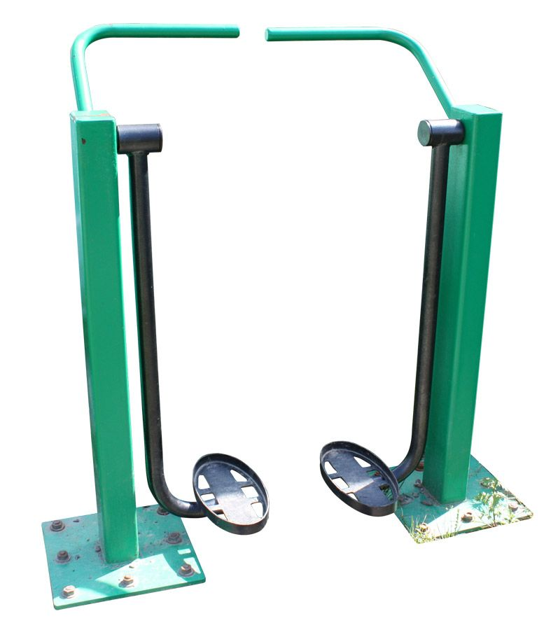MB Barbell / Step Trainer