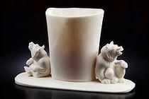Vase 'Bears'