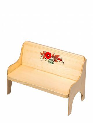 Sofa doll Vasilek 245*345*175 mm