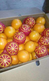 Oranges (Valensia/Navel)