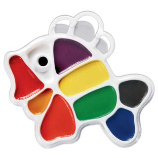 Watercolor notched BEAM Baby 9 colors,