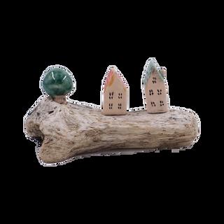 """A souvenir ceramic handmade """"Harmony 2"""" - copyright miniature"""