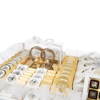 "Chocolate and sweets ""Desk wedding"""
