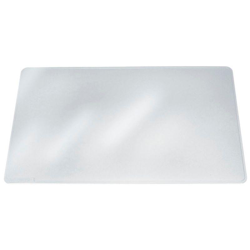 Durable / Tabletop Duraglas, rectangular, 400 х 530 mm, Transparent PVC