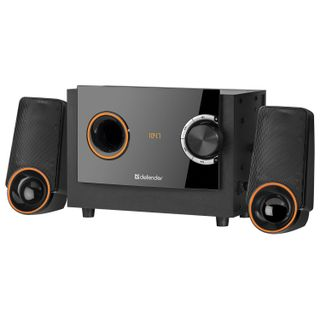 DEFENDER / Computer speakers X362, 2.1, 36 W, Bluetooth, FM-tuner, plastic, black