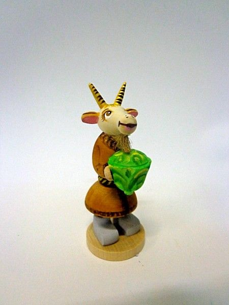 """Tver souvenirs / Tver theme """"Goat with cabbage"""""""