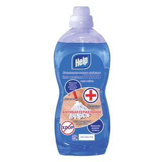 A 1 litre HELP antibacterial floor wash, universal