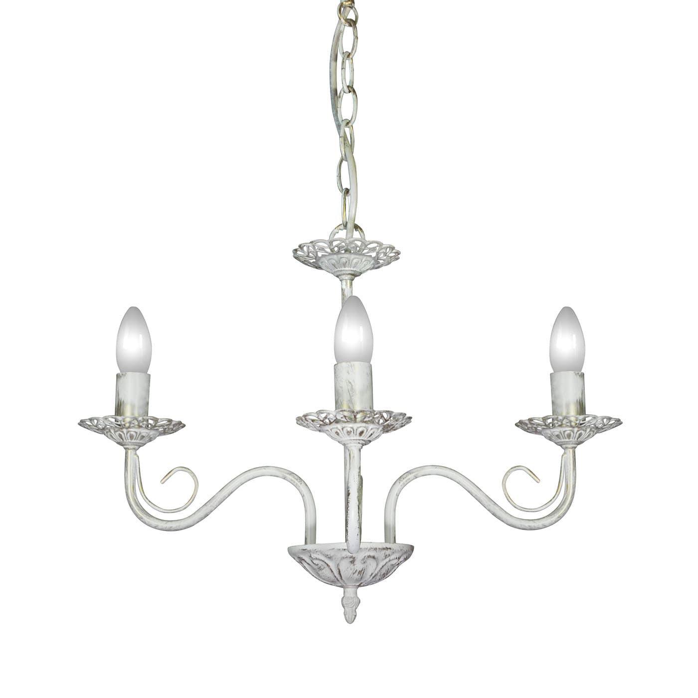 PETRASVET / Pendant chandelier S1158-3, 3xE14 max. 60W