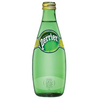 PERRIER / Sparkling mineral water Perrier, glass bottle 0.33 l, FRANCE