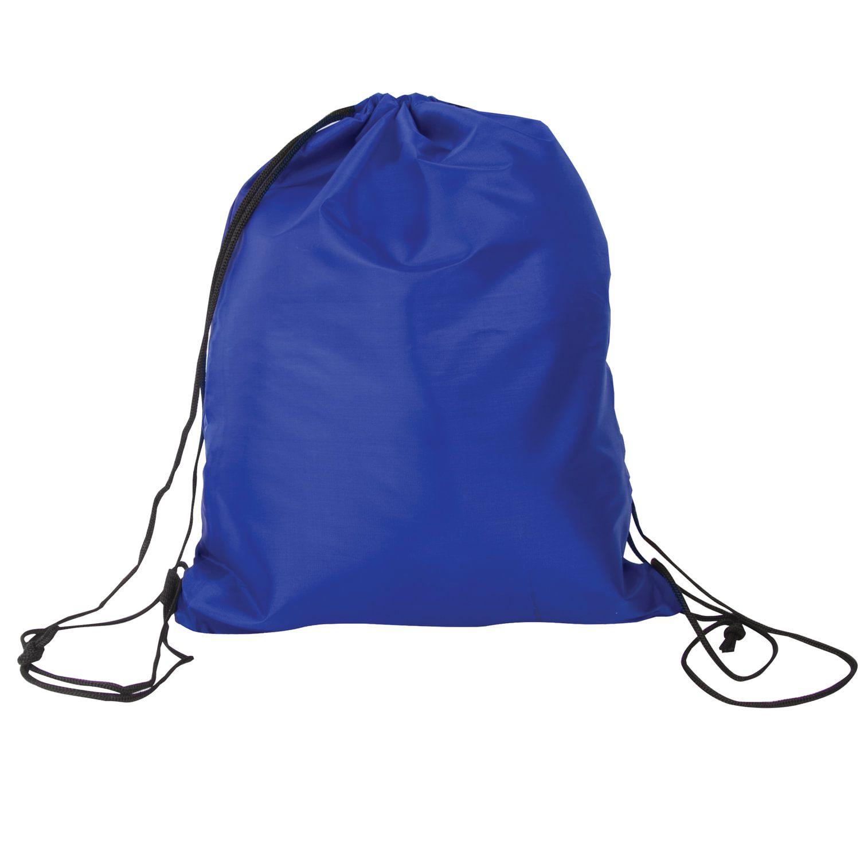 Shoe bag BRAUBERG, durable, lace, blue, 42x33 cm