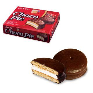 LOTTE / Glazed sandwich cookies